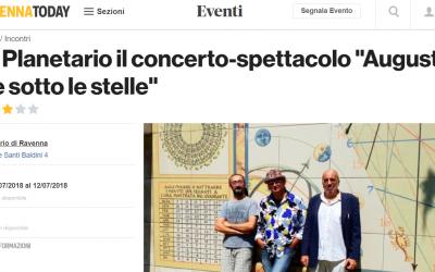 RavennaNotizie – 12 luglio – Augusto Re al Planetario — _copy